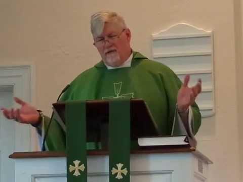 The Rev. David Crosby, aka Fr. Clueless