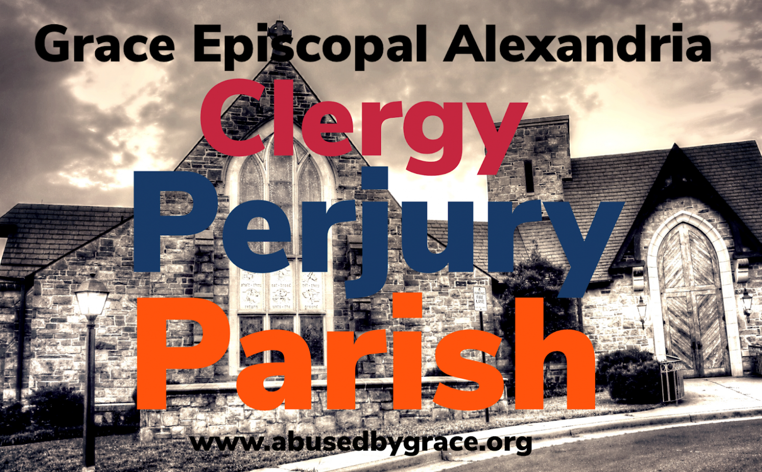 Grace Episcopal the clergy perjury parish