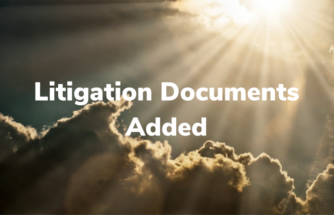 Grace Episcopal Alexandria litigation documents added