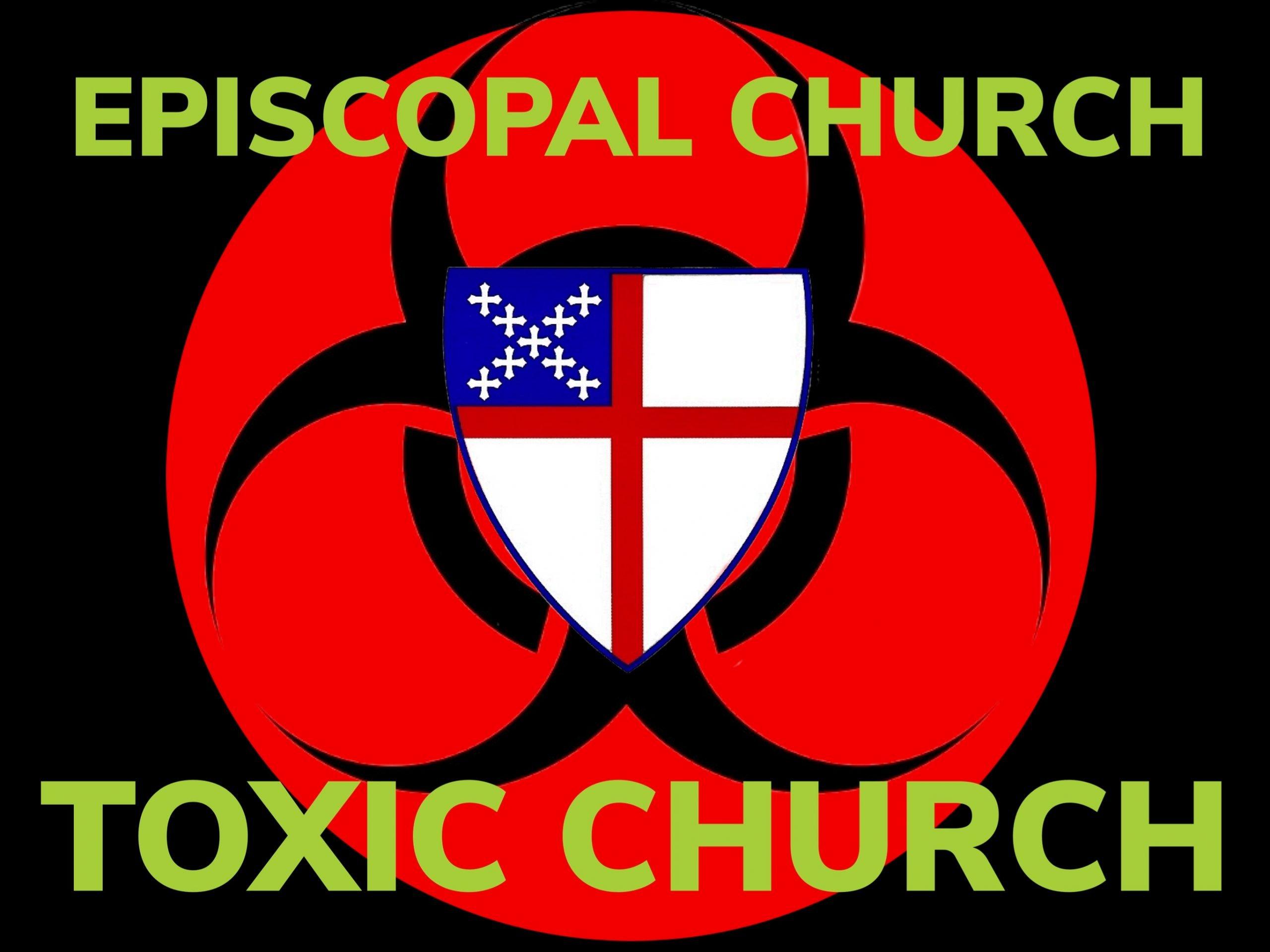 Episcopal Church, Toxic Church
